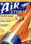 Air Stories (1927-1939 Fiction House) Pulp Vol. 5 #2
