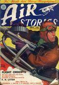 Air Stories (1927-1939 Fiction House) Pulp Vol. 5 #3
