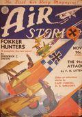 Air Stories (1927-1939 Fiction House) Pulp Vol. 5 #4