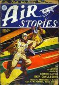 Air Stories (1927-1939 Fiction House) Pulp Vol. 5 #5