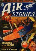 Air Stories (1927-1939 Fiction House) Pulp Vol. 5 #6