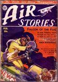 Air Stories (1927-1939 Fiction House) Pulp Vol. 5 #7