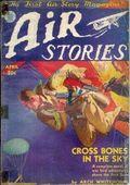 Air Stories (1927-1939 Fiction House) Pulp Vol. 5 #9A