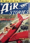 Air Stories (1927-1939 Fiction House) Pulp Vol. 5 #9B