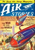 Air Stories (1927-1939 Fiction House) Pulp Vol. 5 #9C