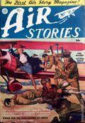 Air Stories (1927-1939 Fiction House) Pulp Vol. 5 #10A