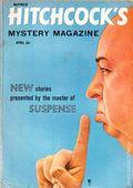 Alfred Hitchcock's Mystery Magazine (1956 Davis-Dell) Vol. 3 #4