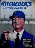 Alfred Hitchcock's Mystery Magazine (1956 Davis-Dell) Vol. 5 #8