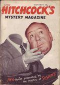 Alfred Hitchcock's Mystery Magazine (1956 Davis-Dell) Vol. 5 #10