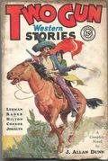 Two Gun Western Stories (1928-1930 Metropolitan) Pulp Vol. 8 #4