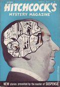 Alfred Hitchcock's Mystery Magazine (1956 Davis-Dell) Vol. 6 #4