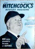 Alfred Hitchcock's Mystery Magazine (1956 Davis-Dell) Vol. 7 #9