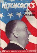Alfred Hitchcock's Mystery Magazine (1956 Davis-Dell) Vol. 8 #7