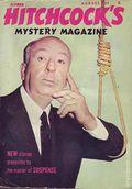 Alfred Hitchcock's Mystery Magazine (1956 Davis-Dell) Vol. 8 #8