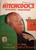 Alfred Hitchcock's Mystery Magazine (1956 Davis-Dell) Vol. 9 #1