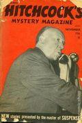Alfred Hitchcock's Mystery Magazine (1956 Davis-Dell) Vol. 16 #11