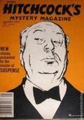 Alfred Hitchcock's Mystery Magazine (1956 Davis-Dell) Vol. 22 #1