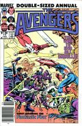 Avengers (1963 1st Series) Annual Canadian Variant 14
