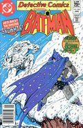 Detective Comics (1937 1st Series) Canadian Price Variant 522