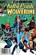 Kitty Pryde and Wolverine (1984) Canadian Price Variant 6