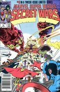 Marvel Super Heroes Secret Wars (1984) Canadian Price Variant 9