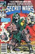Marvel Super Heroes Secret Wars (1984) Canadian Price Variant 10