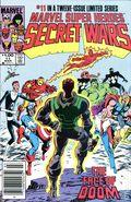 Marvel Super Heroes Secret Wars (1984) Canadian Price Variant 11