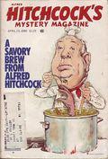 Alfred Hitchcock's Mystery Magazine (1956 Davis-Dell) Vol. 25 #4