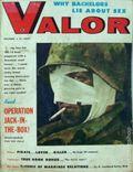 Valor For Men (1957-1959 Skye Publishing) Vol. 3 #4