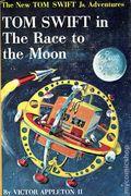 New Tom Swift Jr. Adventures HC (1954-1970 Grosset & Dunlap) Storybooks 12-1ST
