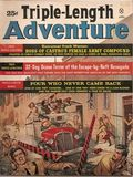 Triple Length Adventure (1961 Atlas) Pulp Vol. 1 #1