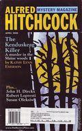 Alfred Hitchcock's Mystery Magazine (1956 Davis-Dell) Vol. 50 #4