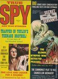 True Spy and War Stories (1966-1967 Jalart House) Pulp 1967FEB