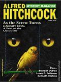 Alfred Hitchcock's Mystery Magazine (1956 Davis-Dell) Vol. 55 #4