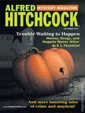 Alfred Hitchcock's Mystery Magazine (1956 Davis-Dell) Vol. 56 #10