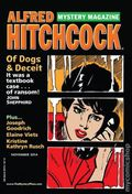 Alfred Hitchcock's Mystery Magazine (1956 Davis-Dell) Vol. 59 #11