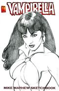 Vampirella Mike Mayhew Sketchbook (2001) NN