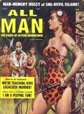 All Man Magazine (1960 Stanley Publications) Vol. 1 #2
