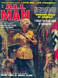 All Man Magazine (1960 Stanley Publications) Vol. 1 #7