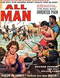 All Man Magazine (1960 Stanley Publications) Vol. 1 #8