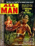 All Man Magazine (1960 Stanley Publications) Vol. 1 #10