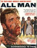 All Man Magazine (1959-1980 Stanley Publications) Vol. 2 #3