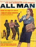 All Man Magazine (1960 Stanley Publications) Vol. 2 #6