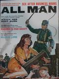 All Man Magazine (1960 Stanley Publications) Vol. 3 #2