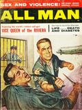 All Man Magazine (1960 Stanley Publications) Vol. 3 #3