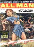 All Man Magazine (1960 Stanley Publications) Vol. 3 #5