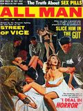All Man Magazine (1960 Stanley Publications) Vol. 4 #3