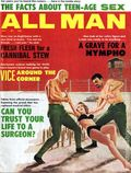All Man Magazine (1960 Stanley Publications) Vol. 4 #5