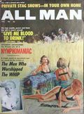 All Man Magazine (1960 Stanley Publications) Vol. 4 #7