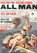 All Man Magazine (1960 Stanley Publications) Vol. 4 #8